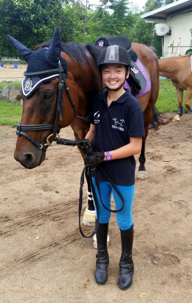Kids Lessons 187 Wattle Creek Equestrian Centre